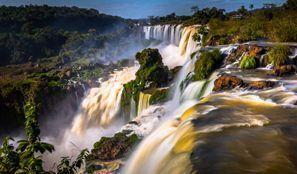 Najem vozila Iguazu, Argentina
