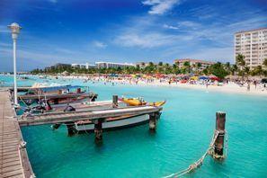 Najem vozila Palm Beach, Aruba