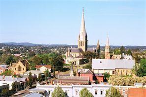 Najem vozila Bendigo, Avstralija