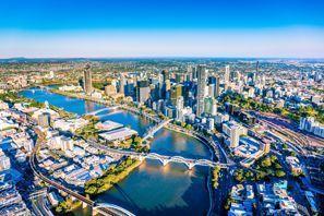 Najem vozila Brisbane, Avstralija