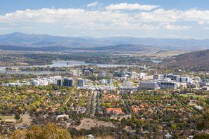 Najem vozila Canberra, Avstralija