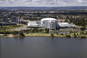 Najem vozila Casino, Avstralija
