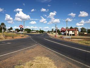 Najem vozila Chinchilla, Avstralija