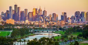 Najem vozila Footscray, Avstralija