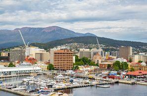 Najem vozila Hobart, Avstralija