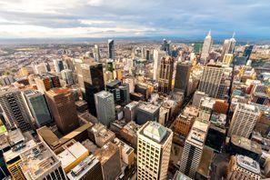 Najem vozila Melbourne, Avstralija