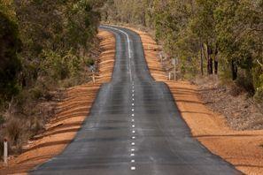 Najem vozila Mount Barker, Avstralija