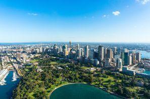 Najem vozila Parramatta, Avstralija