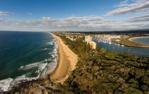 Najem vozila Sunshine Coast, Avstralija