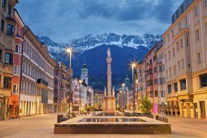Najem vozila Innsbruck, Avstrija
