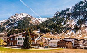 Najem vozila Lech Am Arlberg, Avstrija