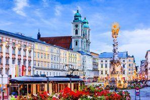 Najem vozila Linz, Avstrija