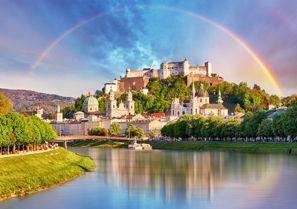 Najem vozila Salzburg, Avstrija