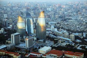 Najem vozila Baku, Azerbajdžan