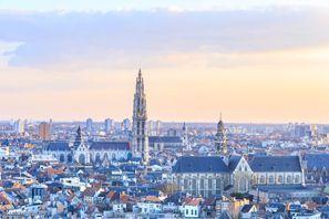 Najem vozila Antwerp, Belgija