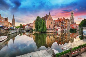 Najem vozila Bruges, Belgija