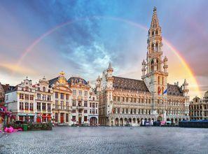 Najem vozila Brussels, Belgija