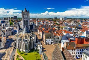 Najem vozila Ghent, Belgija