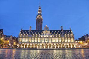 Najem vozila Leuven, Belgija