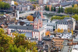 Najem vozila Liege, Belgija