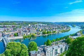 Najem vozila Namur, Belgija