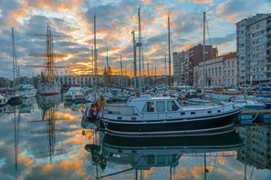 Najem vozila Oostendee, Belgija