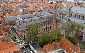 Najem vozila Tournai, Belgija