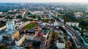 Najem vozila Mogilev, Belorusija