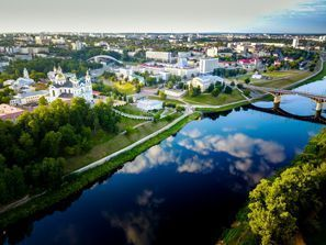 Najem vozila Vitebsk, Belorusija