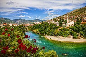 Najem vozila Mostar, Bosna