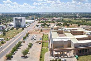 Najem vozila Gaborone, Botsvana