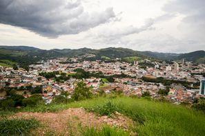 Najem vozila Amparo, Brazilija