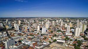 Najem vozila Aracatuba, Brazilija