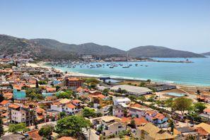 Najem vozila Cabo Frio, Brazilija