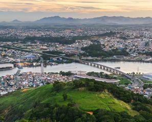 Najem vozila Cariacica, Brazilija