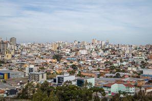 Najem vozila Caxias Do Sul, Brazilija