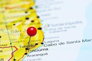 Najem vozila Criciuma, Brazilija