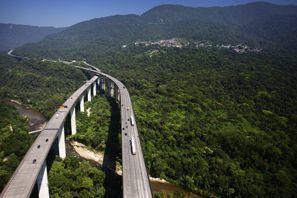 Najem vozila Cubatao, Brazilija