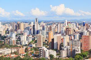 Najem vozila Curitiba, Brazilija
