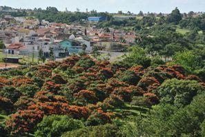 Najem vozila Indaiatuba, Brazilija