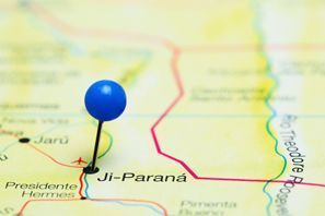 Najem vozila Ji-Parana, Brazilija