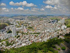 Najem vozila Juiz de Fora, Brazilija