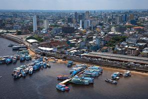 Najem vozila Manaus, Brazilija