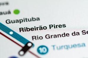Najem vozila Ribeirao Pires, Brazilija