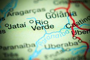 Najem vozila Rio Verde, Brazilija