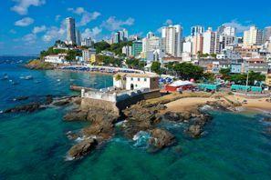 Najem vozila Santa Maria, Brazilija