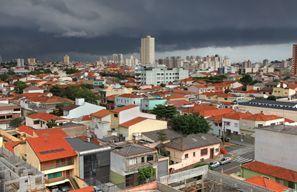 Najem vozila Sao Caetano do Sul, Brazilija