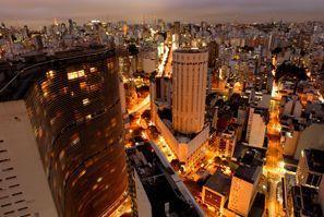 Najem vozila Sao Paulo, Brazilija