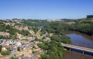 Najem vozila Telemaco Borba, Brazilija