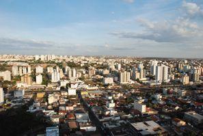 Najem vozila Uberlandia, Brazilija